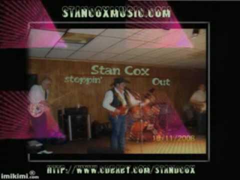 Stan Cox....Hard Rain Comin' Down ... (Lonnie Ratliff writer)