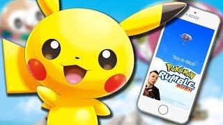 Pokemon Rumble Rush - Gameplay 100% Walkthrough Part 1: FREE Mobile Game! (Android & IOS)