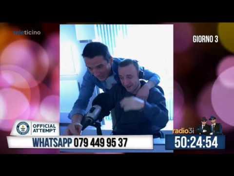 Guinness Radio3i - Crollo improvviso: MaxiB scoppia a piangere