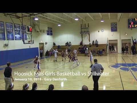 Hoosick Falls Basketball: Girls vs Stillwater - 1/10/18