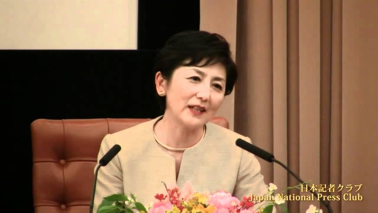 国谷裕子 NHK「クローズアップ現代」キャスター 2011.5.27 - YouTube