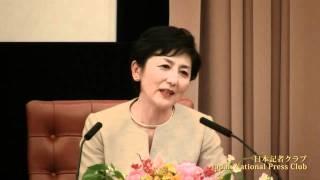 国谷裕子 NHK「クローズアップ現代」キャスター 2011.5.27
