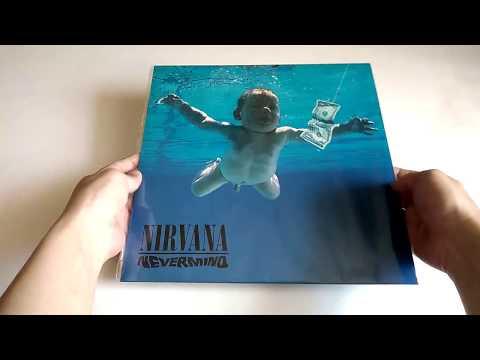Выпуск №66. Nirvana – Nevermind(Vinyl, LP, Album, Reissue, 180g)