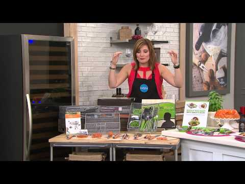 HSN Wolfgang Puck July, 25 2014 10am