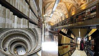 Video The Vatican Secret Archives Conspiracy download MP3, 3GP, MP4, WEBM, AVI, FLV November 2017