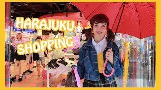 AUTUMN SHOPPING IN HARAJUKU, JAPAN | Thrift Stores, Takeshita Street thumbnail