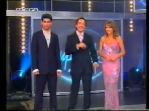 Telikos Super Idol 2004 Stavros Konstantinou No.1.wmv