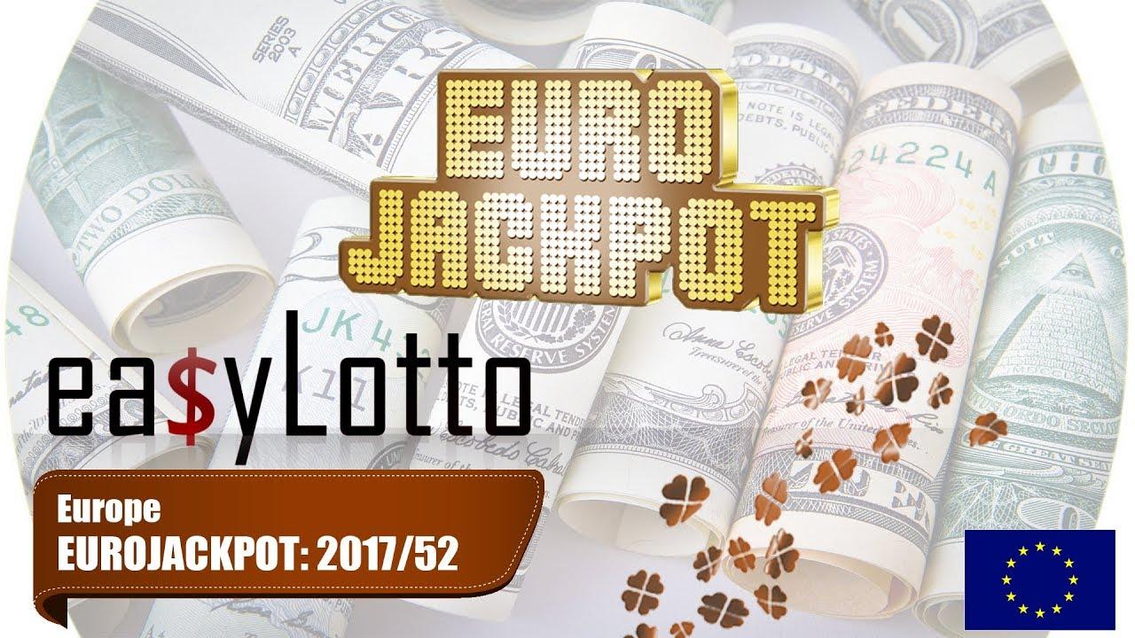Eurojackpot Result
