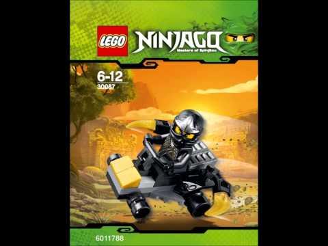 lego ninjago 2012 summer sets sneek peak