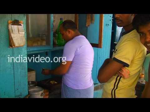 Bread butter shop, Kolkata
