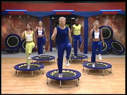 Spanish Urban Rebounder DVD