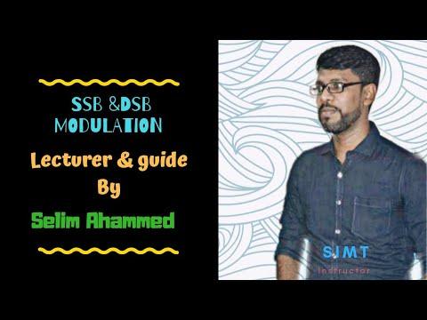 SSB-Sc & DSB Practical for Telecommunication Technology
