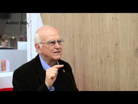 Interview with Roger Bartra, author of Anthropology of the Brain, at London Book Fair 2015