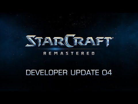 Starcraft Remastered shows off new ramps and plans for group