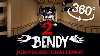 Bendy and the Ink Machine 360 - Part 2 - The Ink Demon thumbnail