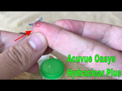 ✅  How To Use Acuvue Oasys Hydraclear Plus Review