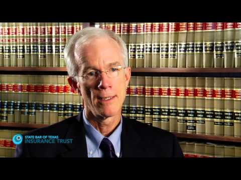 State Bar of Texas Insurance Trust Testimonial - Charles