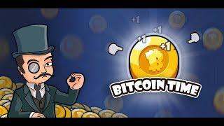 Bitcoin Time - Clicker