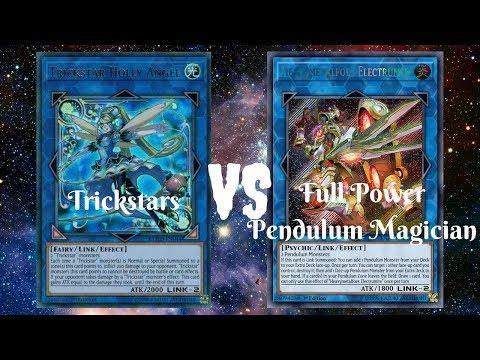 "Pendulum Magician w/ Electrumite VS Trickstar ""The Format That Could've Been"""