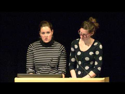 Behind the Glass: The Artist's Library with Laura Damon-Moore & Erinn Batykefer