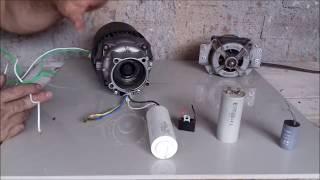 CAPACITOR aumenta o desempenho ( ROTAÇÃO) do motor ELÉTRICO?