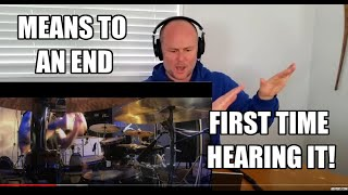 "Drum Teacher Reacts: Eloy Casagrande | ""Means To An End"" (Sepultura)"