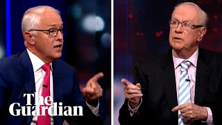 Q+A: Malcolm Turnbull attacks 'shocking legacy' of Murdoch and News Corp on climate crisis