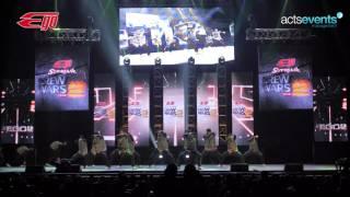 Ego Supreme Crew Wars 2 | La Salle Greenhills | Airforce | 4K Quality