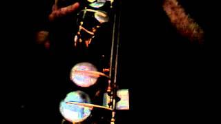 Borgani Vintage Soprano Saxophone
