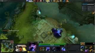 Dota 2 Invoker Gameplay with Commentary