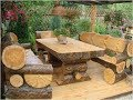 Rustic Patio Furniture