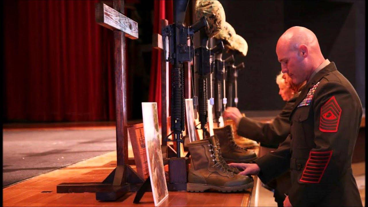 Marine Corps EOD Memorial - YouTube