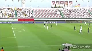 الوصل يقسو على الإمارات برباعية في كأس الخليج العربي الإماراتي.. فيديو