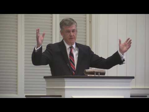 """Dr. Steve Lawson: Psalm 90 """"Living with an Eternal Perspective"""""""