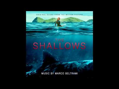 The Shallows OST - Earring Stitches (Wetsuit Bandage)
