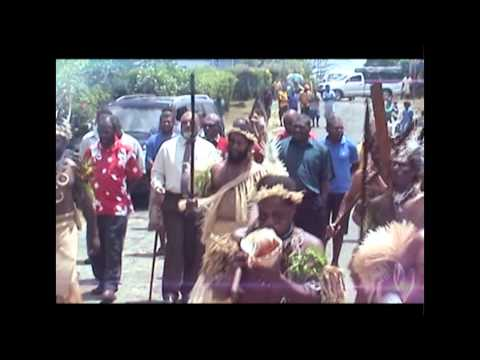 Futuna Community welcomes Mr  Edward Nipake Natapei