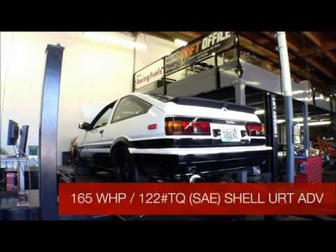 Drift-Office : ViPEC V44 16V TODA 4AGE AE86 Corolla GTS