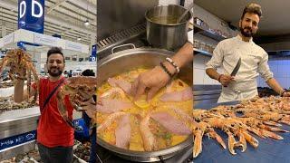 Faruk chef'ten özel tarif 🐟🦐 #farukgezen
