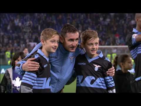 Addio Antono Di Natale e Miroslav Klose - Serie A TIM 2015/16