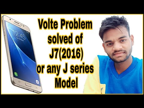 Samsung J7Pro J730GM Volte Solution After Flash With Touch