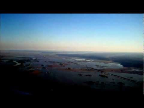 Omaha Flight / Iowa Flooding