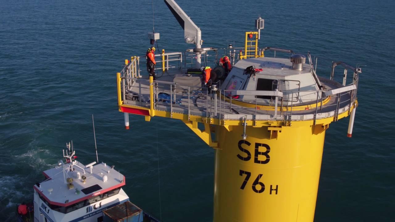 Sandbank Offshore Wind Farm Inter Array Cable