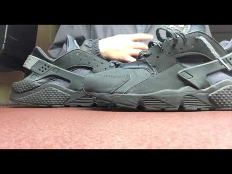 480d4429e884 HOW TO LACE HUARACHES - YouTube