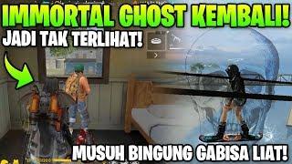 PARAH BANGET BUG IMMORTAL GHOST MAP BERMUDA! MUSUH  BINGUNG! - Garena Free Fire