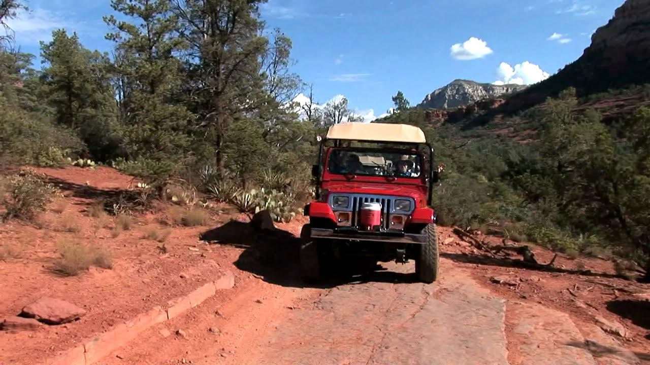 Sedona Jeep Tours Red Rock Western Jeep Tours