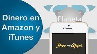 Dinero Amazon y Tarjetas iTunes Gratis  Money Amazon and iTunes Gift Cards   Free My Apps