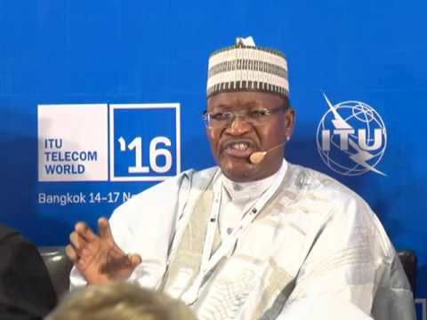 Nigeria's Investement Forum at ITU Bangkok