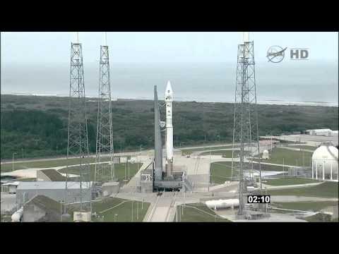 [AV-038] ULA Atlas V-401 Blasts Off With NASA's MAVEN Mars Orbiter (T 25 min through launch)