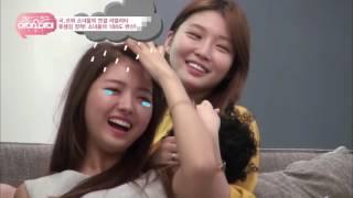 아이오아이 IOI  FMV Funny Clips Part 1 - Bothering each other