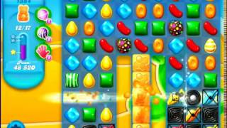 Candy Crush Saga SODA Level 1384 CE